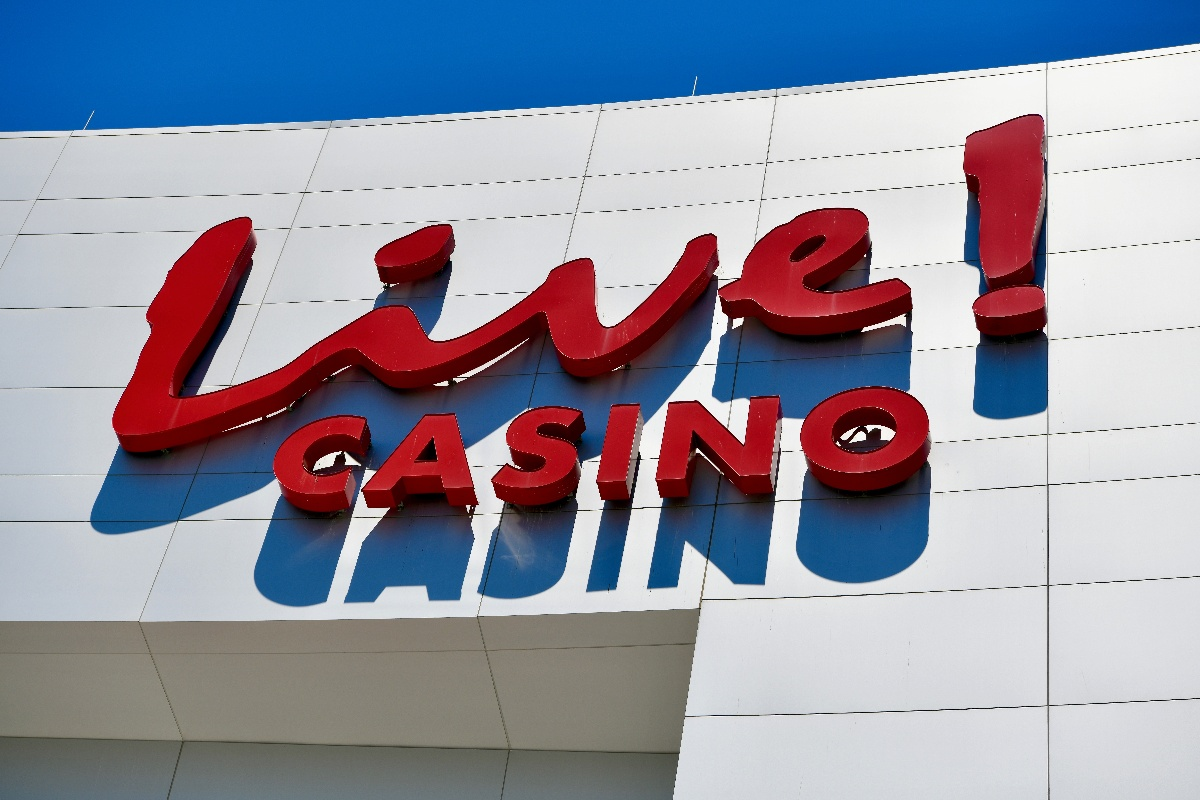 Stock Photo - Maryland Live Casino-1